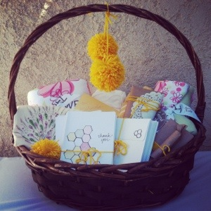 Mommy to Bee gift basket.jpg