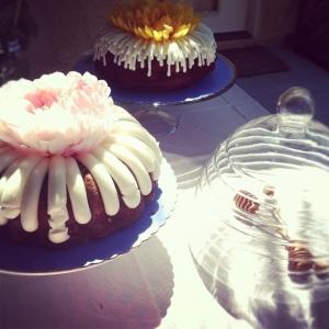 Nothing Bundt Cakes for Bee Shower.jpg