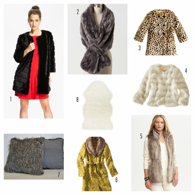 faux fur roundup