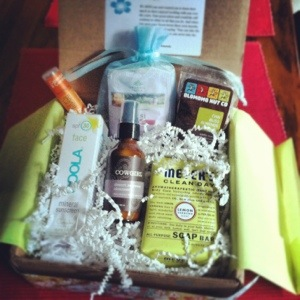 Gift Idea: Monthly Deliveries