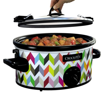 target crock pot french bull slow cooker