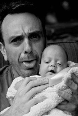 hank azaria fatherhood