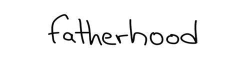 hank azaria's fatherhood logo