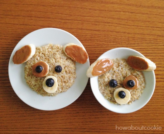 mommy-and-me-dog-oatmeal