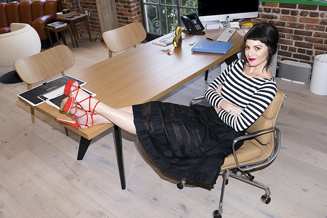 Sophia Amoruso Refinery 29 interview GIRLBOSS Nasty Gal Vintage founder