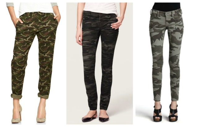 Camo Pant Splurge or Steal