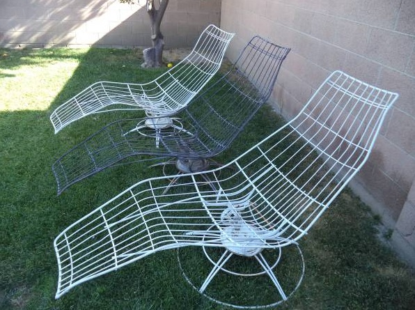 craigslist outdoor lounge chair siesta set