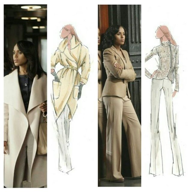 The Limited Scandal Collection via ScandalABC