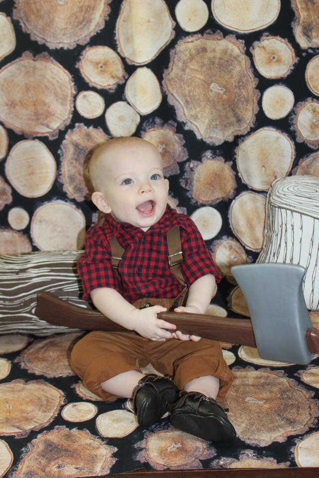 Declan the Lumberjack 2