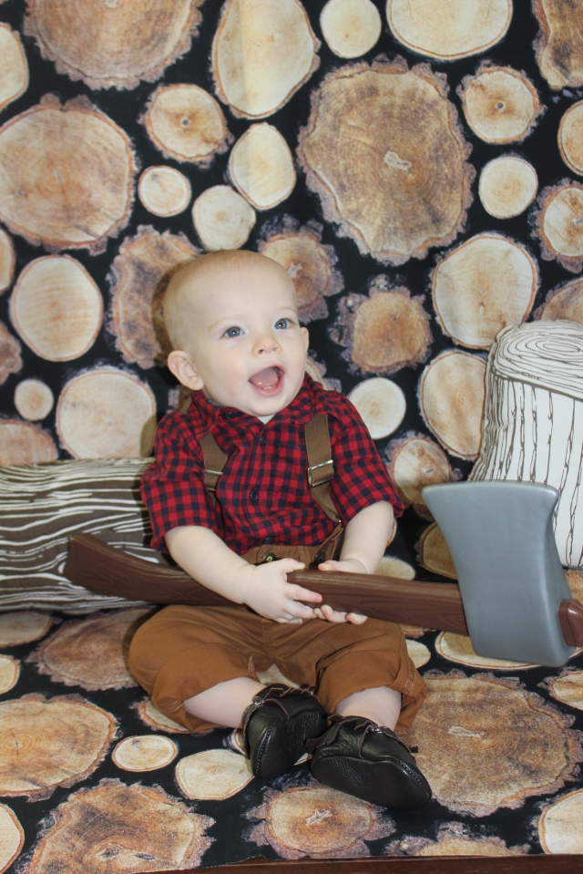 Declan the Lumberjack 2