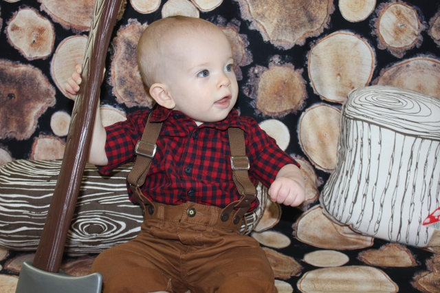 Declan the Lumberjack