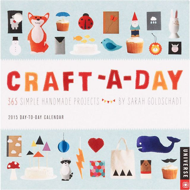 craft a day calendar