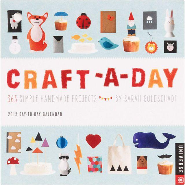craft a day calendar