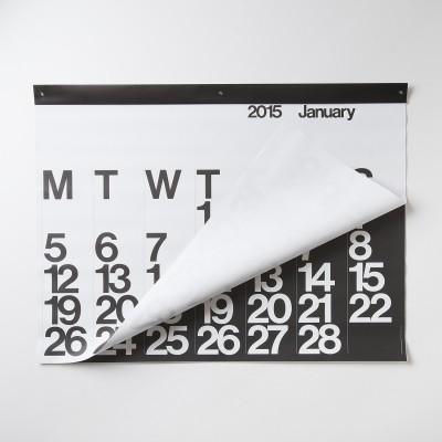 stendig wall calendar via schoolhouse electric