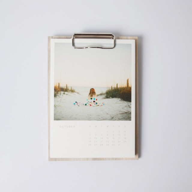 _woodcalendar_ artifact uprising custom photo calendar