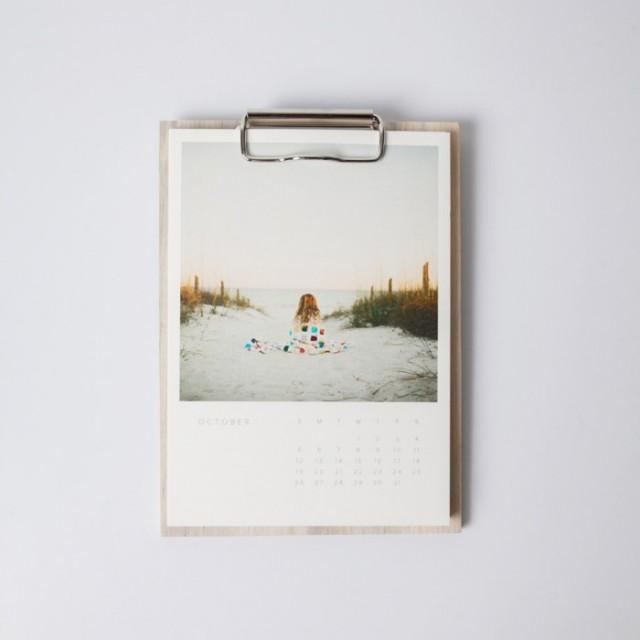 _woodcalendar_ artifact uprising custom photo calendar