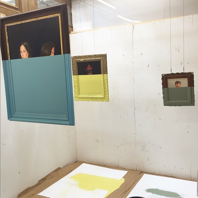 Oliver Jeffers Dipped Paintings 3